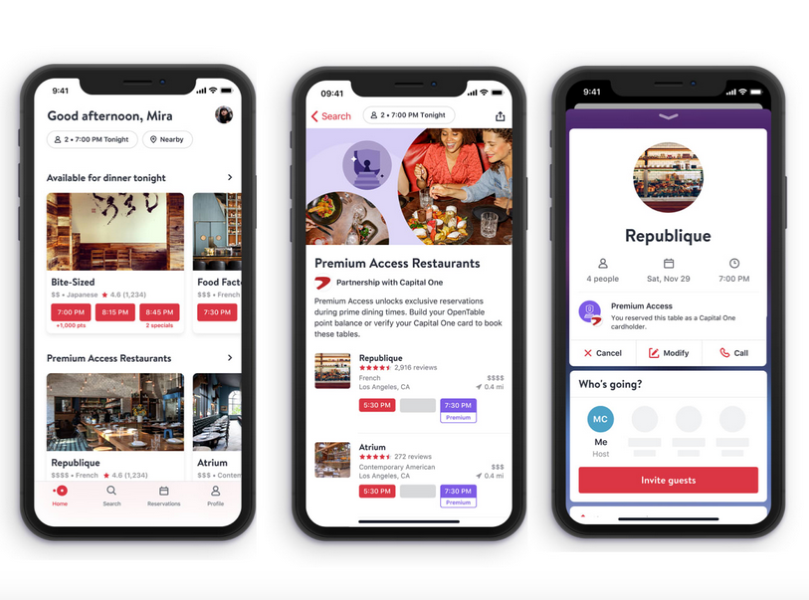 OpenTable Shifts North American PR Duties To Praytell