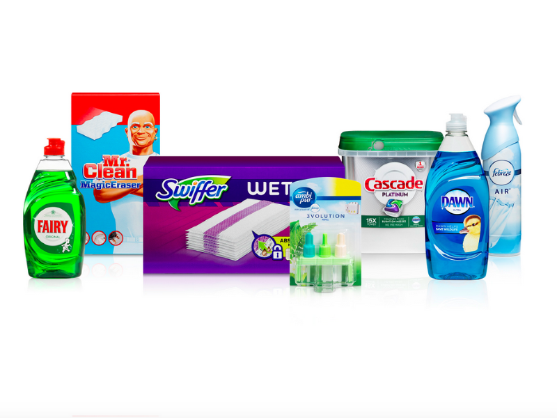 P&G Moves US Home Care PR Duties To M Booth