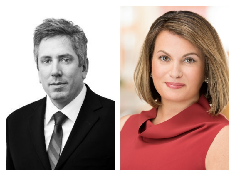 Edelman Adds Katie Spring and Russ Messner To Financial Services Leadership