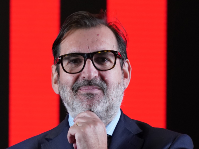 Interview: AC Milan's CCO On Building Youth Appeal For A Legacy Brand