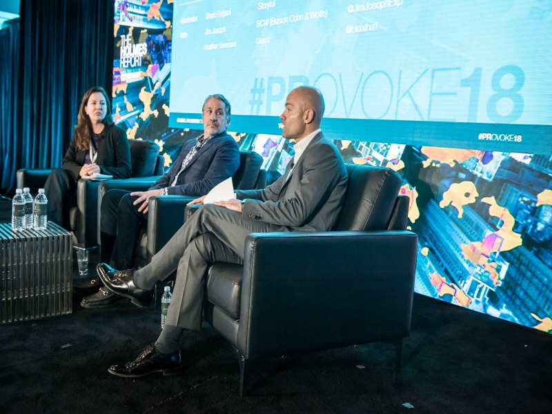 PRovoke18: 'If You Don't Respond, Someone Will Respond For You'