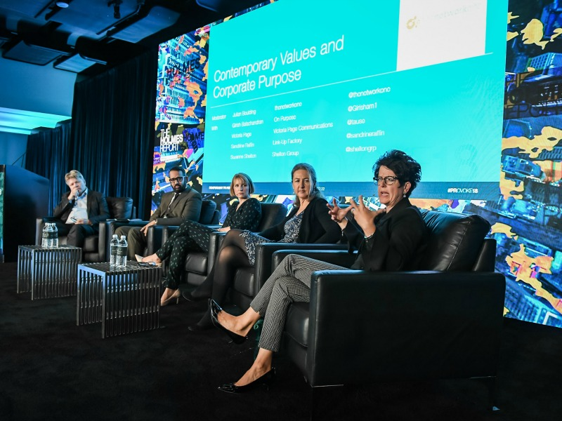 PRovoke 18: 'It's Become Impossible For Many Of Us To Say That's Not My Problem'