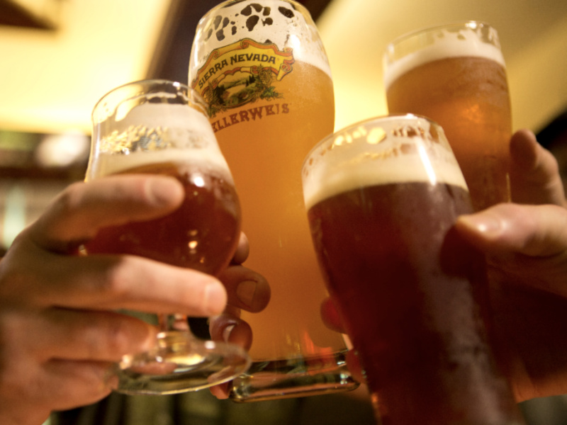 Sierra Nevada Brewing Hands US PR Duties To Golin