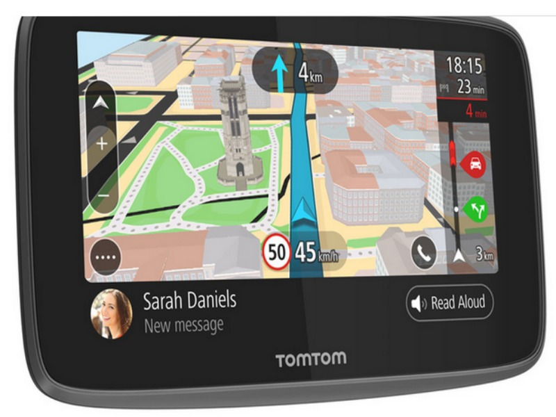 TomTom Taps Ketchum As US PR Agency Of Record