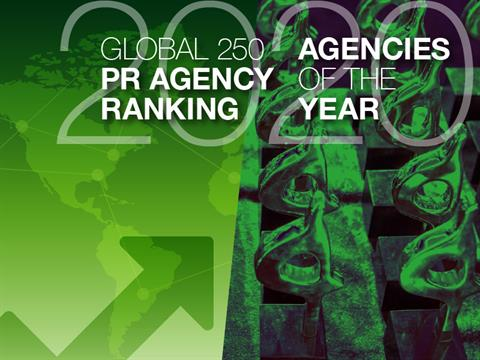Enter Now: 2020 Global PR Rankings And Agencies Of The Year