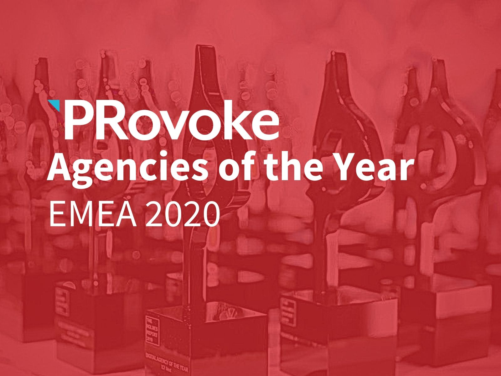 PRovoke Media Unveils 2020 EMEA Consultancies Of The Year Finalists