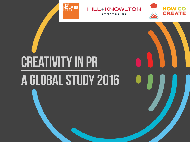 Survey: Help Us Chart The PR Industry's Creative Evolution