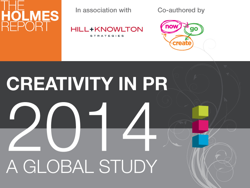 Is The PR Industry Creative Enough? Your Opinion Matters