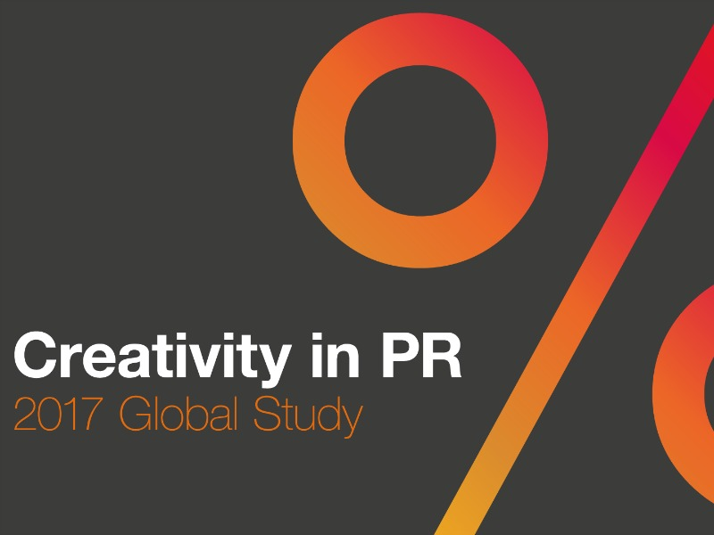 Creativity In PR Survey: Deadline Extended To 20 October