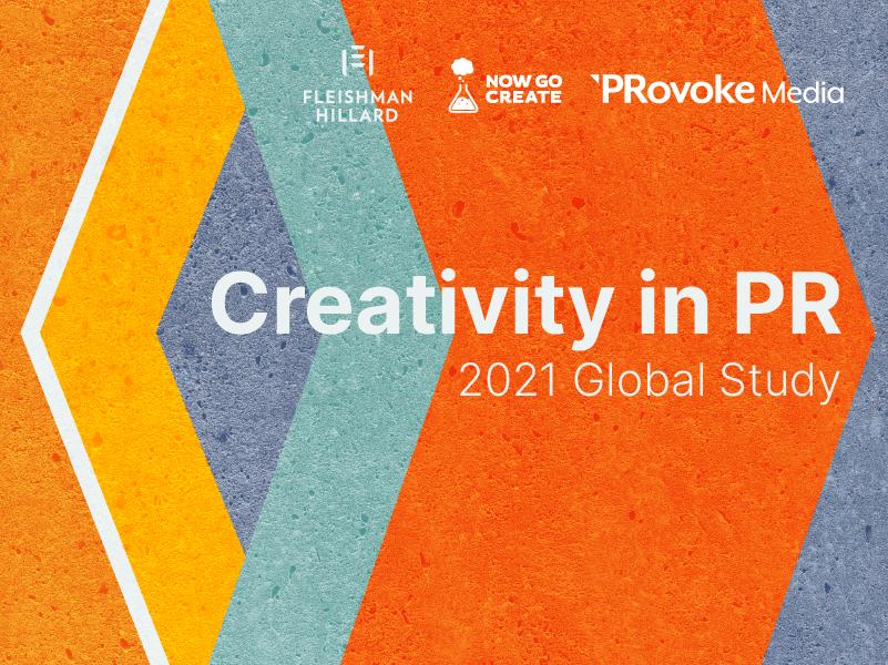 Creativity In PR Study: Talent, Triggers & Techniques In The Lockdown Era