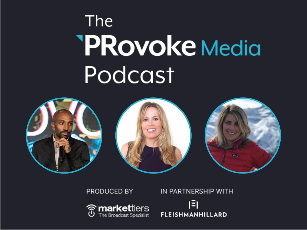 Podcast: Creativity In PR 2021