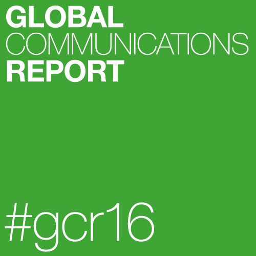 Global Communications Report 2016