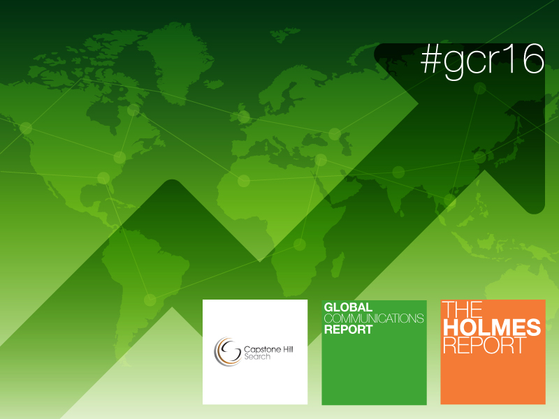 Global Communications Report: Why Talent Is The PR Industry's Critical Challenge