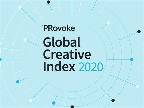 2020: BCW And P&G Take Top Spots On Global Creative Index