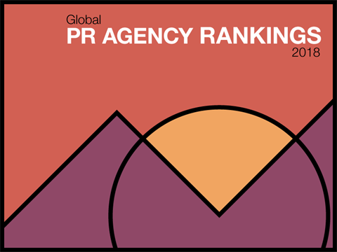 2018 Global PR Agency Rankings: Top 250