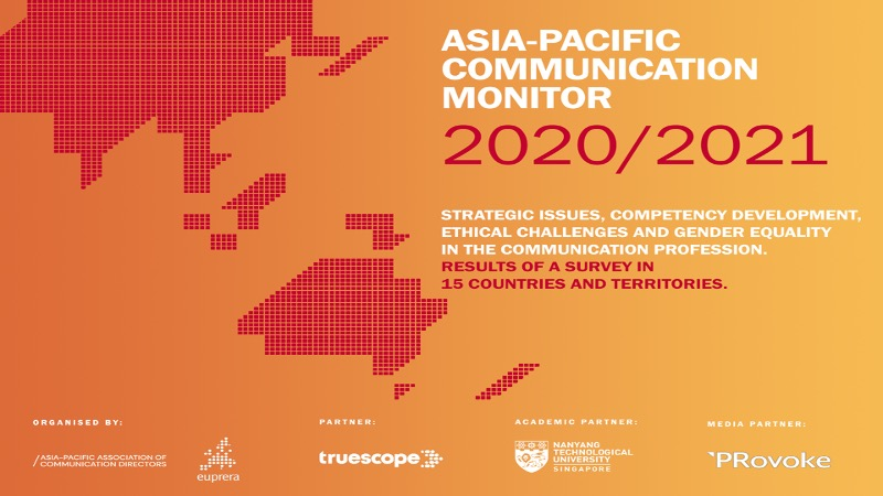 APCM: Data & Ethics Emerge As Major Concerns For Asia-Pacific PR Practitioners