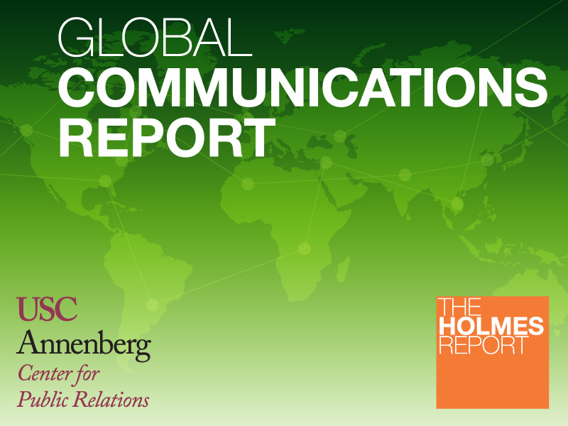 Holmes Report And USC's Center For PR To Partner On Global Research Project