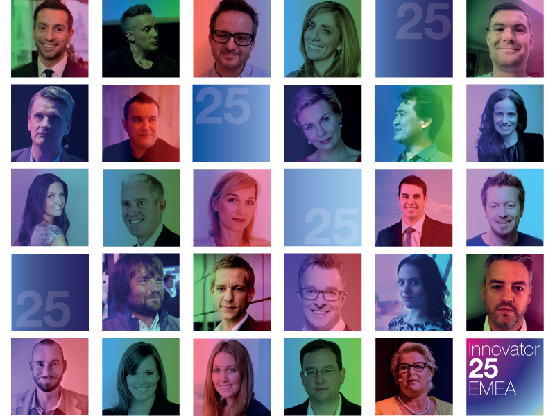 EMEA Innovator 25 Uncovers Comms World's Forward Thinkers
