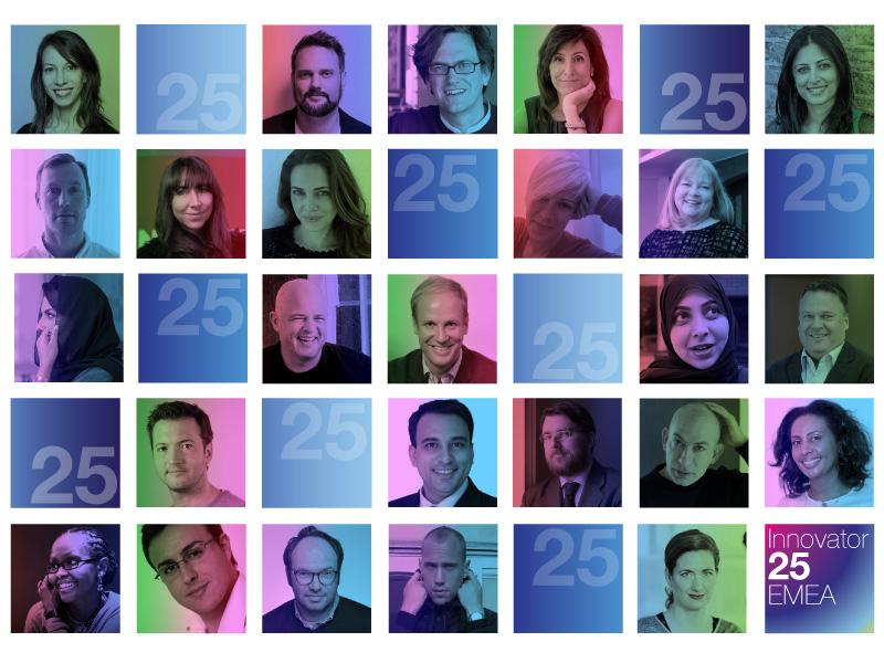 2016 Innovator 25: Disruptors Driving Communications Change In EMEA