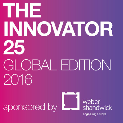 Innovator 25 2016