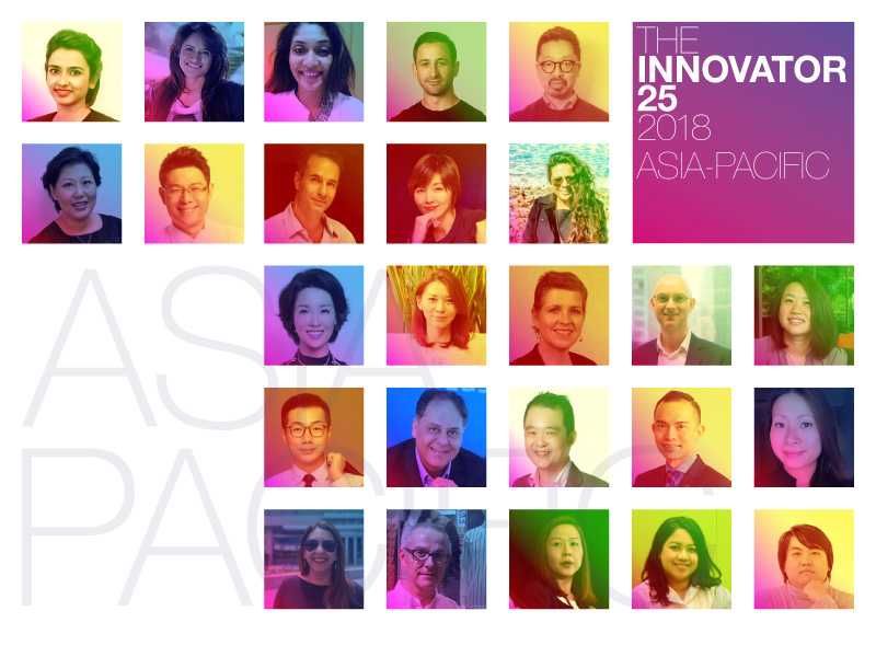 Innovator 25 2018: Who Is Driving Communications Change In Asia-Pacific?