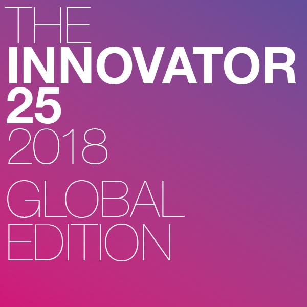 Innovator 25 — 2018
