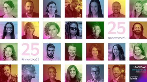 Innovator 25 2020: Communications Changemakers In the Americas