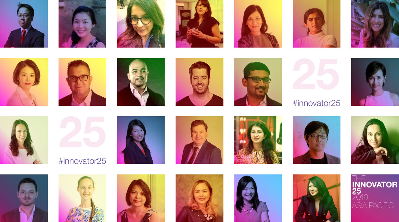 Innovator 25 2019: Communications Changemakers In Asia-Pacific