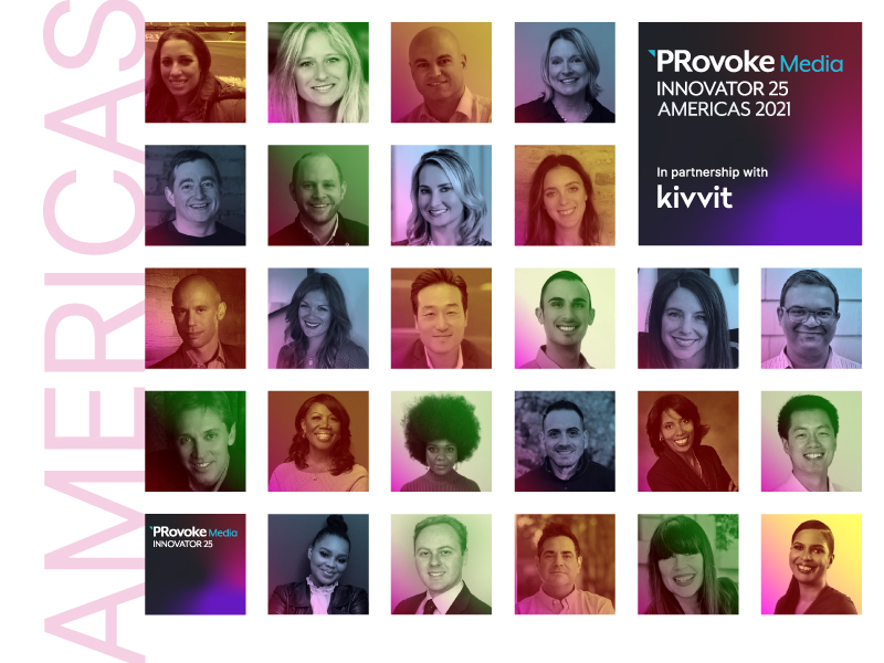 Innovator 25 2021: Changemakers In The Americas