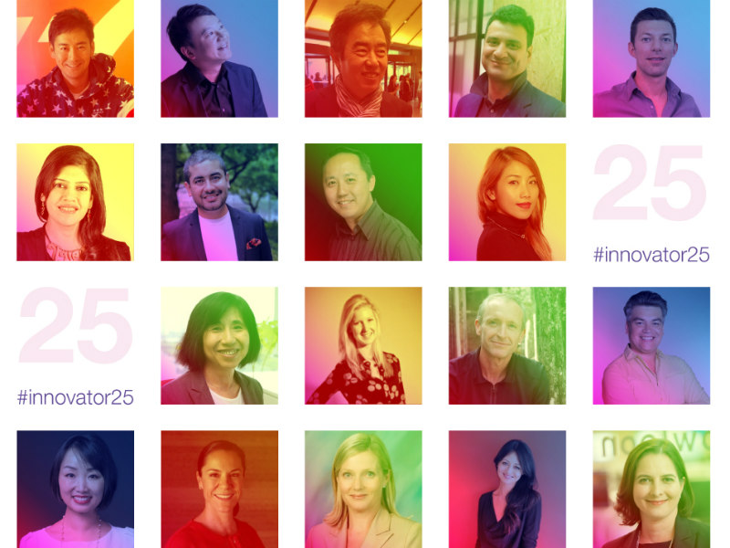 Innovator 25 2017: Disruptors Driving Communications Change In Asia-Pacific