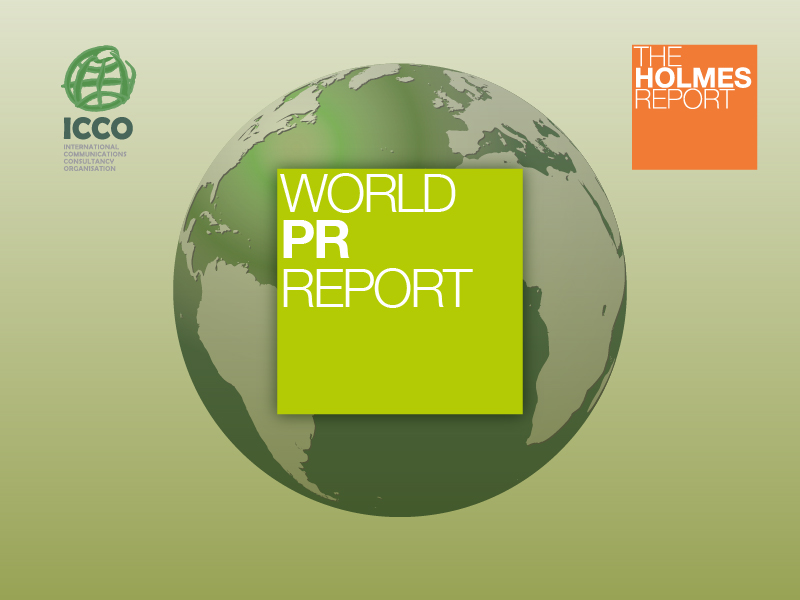World PR Report Final Deadline Extended To 3 April