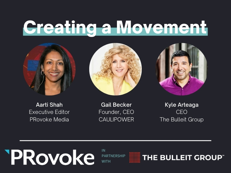 Creating A Movement: Caulipower Founder Gail Becker