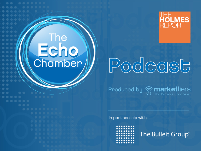Davos Podcast: Marcomms Leaders From Philip Morris, UNWFP & TCS