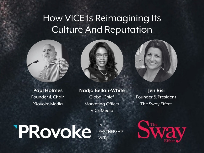 A Conversation With Vice CMO Nadja Bellan-White