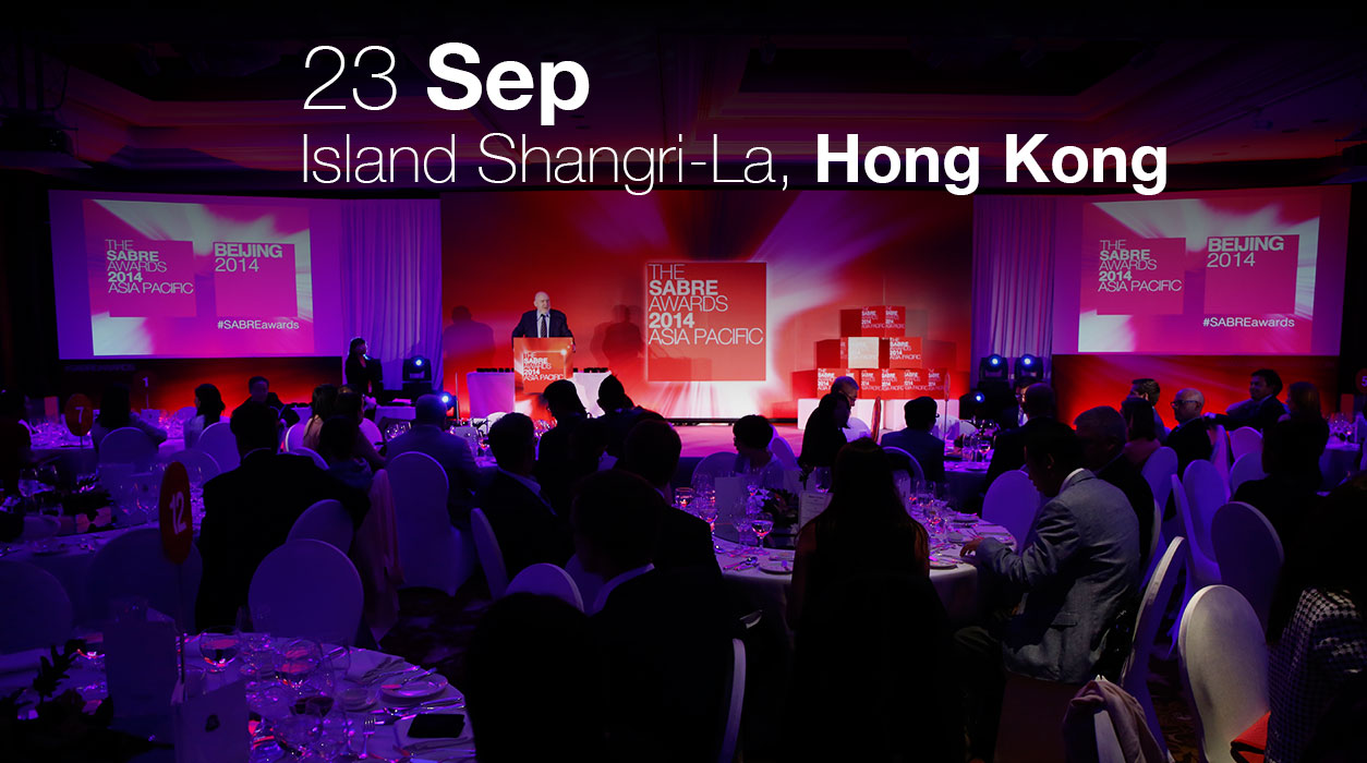 Asia-Pacific SABRE Awards