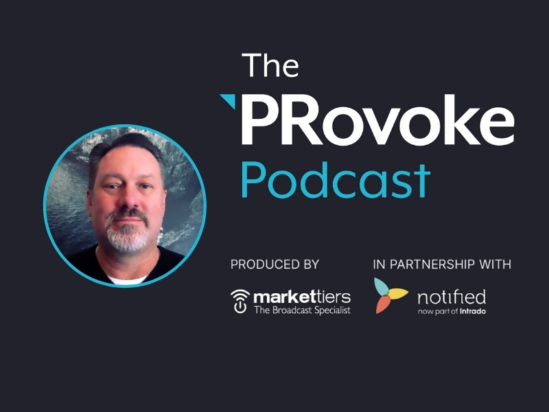 Podcast: PRovokeNA Recap With W2O Group's Aaron Strout