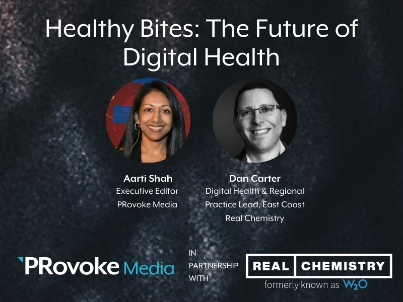 Healthy Bites: The Future of Digital Health With Dan Carter