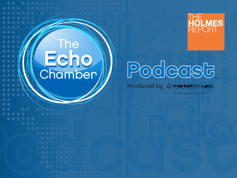 Podcast: Weber Shandwick's Tim Sutton Returns To London