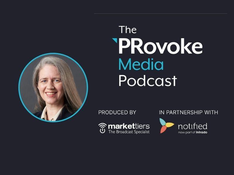 Podcast: Lenovo's Genevieve Hilton
