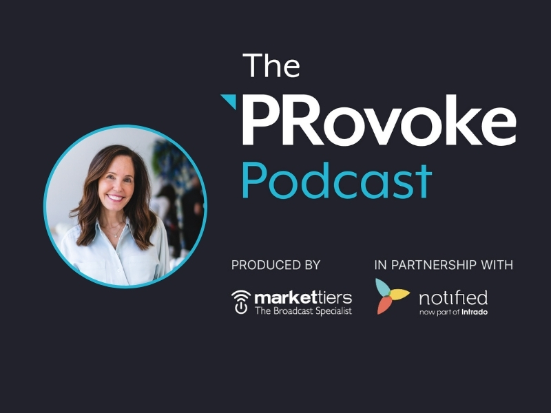 Podcast: Ageism In the PR Industry With Elizabeth Harrison