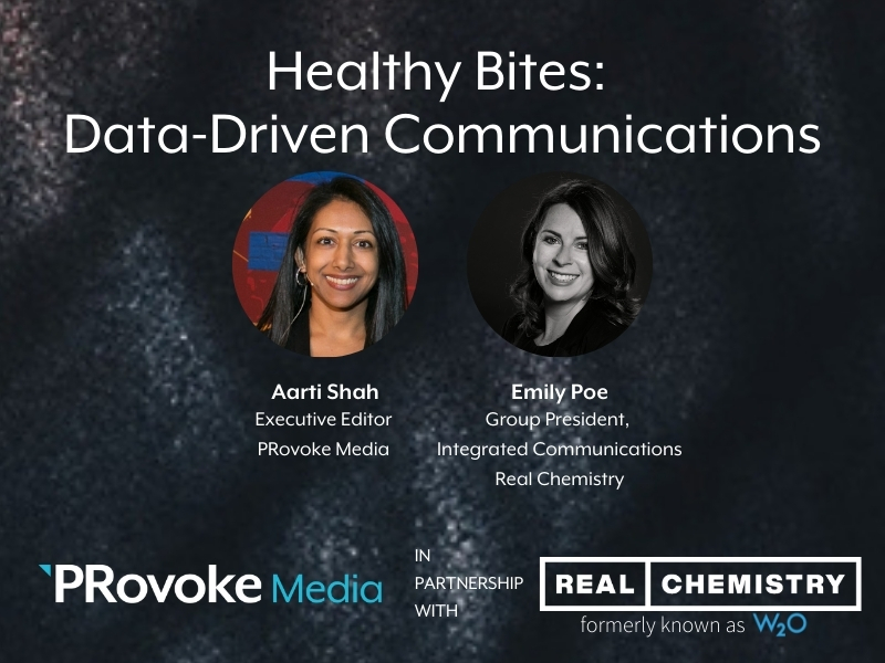 Healthy Bites: Data-Driven Communications With Emily Poe