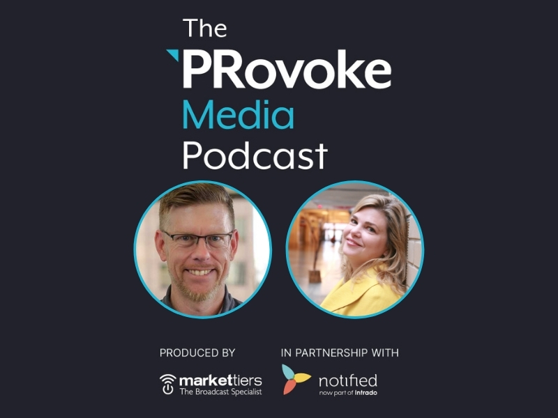 Podcast:  What Happens When Journalists Become PR Professionals?