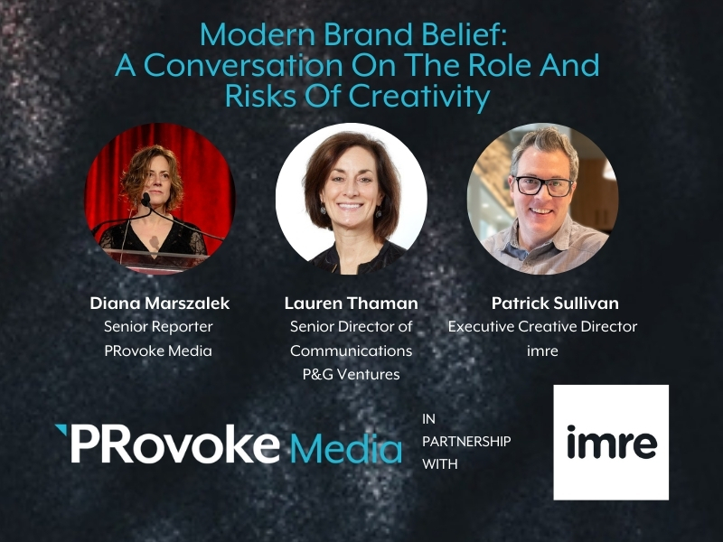 Modern Brand Belief: A Conversation With P&G On The Role And Risks Of Creativity