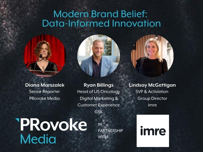 Modern Brand Belief: Data-Informed Innovation With GSK & Imre