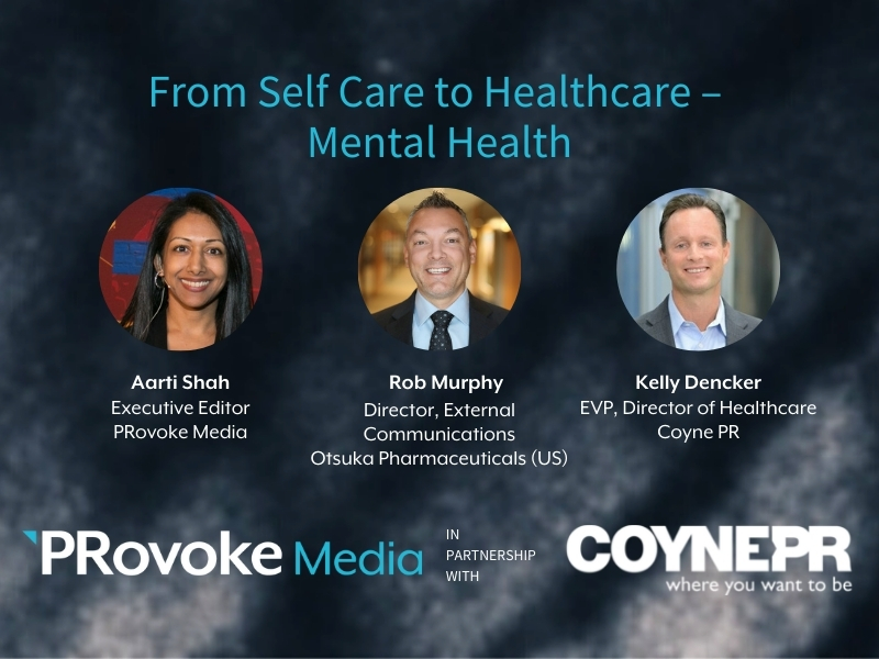 3 Changes To Help Overcome The Mental Health Pandemic — And The Role Comms Can Play