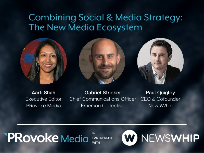The New Media Ecosystem: 'The Biggest Media Shift Since The Printing Press'