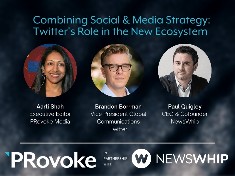 Combining Social & Media Strategy: Twitter's Role In The New Ecosystem