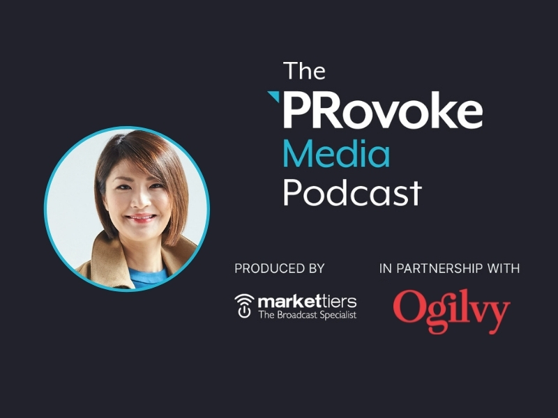 Podcast: Asian PR's Creative Evolution, With Ogilvy's Emily Poon