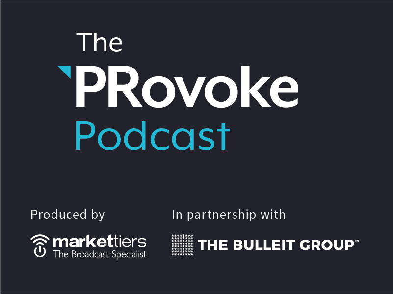 Podcast: A Young Practitioner's View Of PR