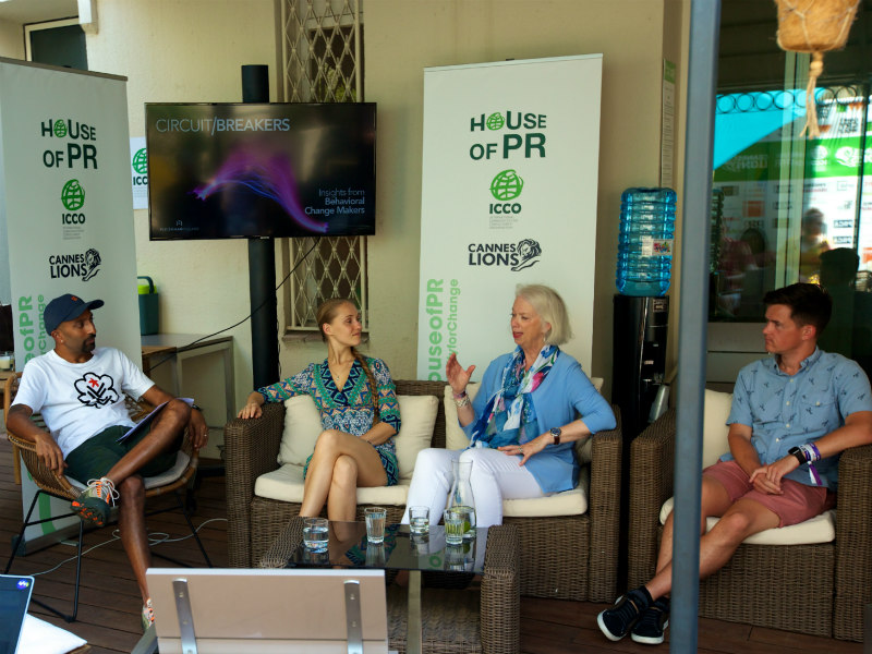 Cannes: How Can PR Break Down Stereotypes & Change Behaviour?